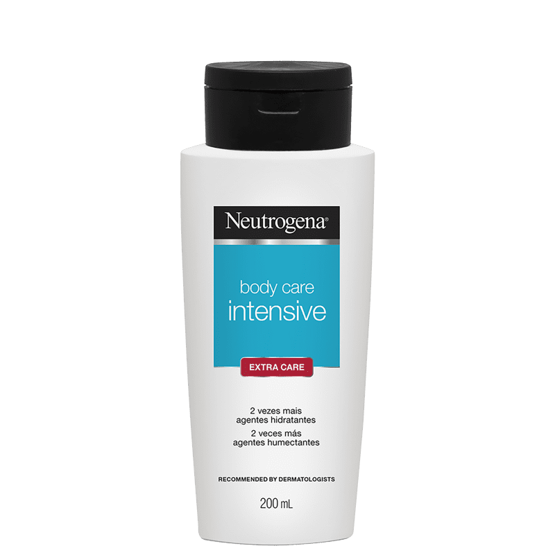 Neutrogena Body Care Intensive Extra Care - Creme Hidratante Corporal 200ml