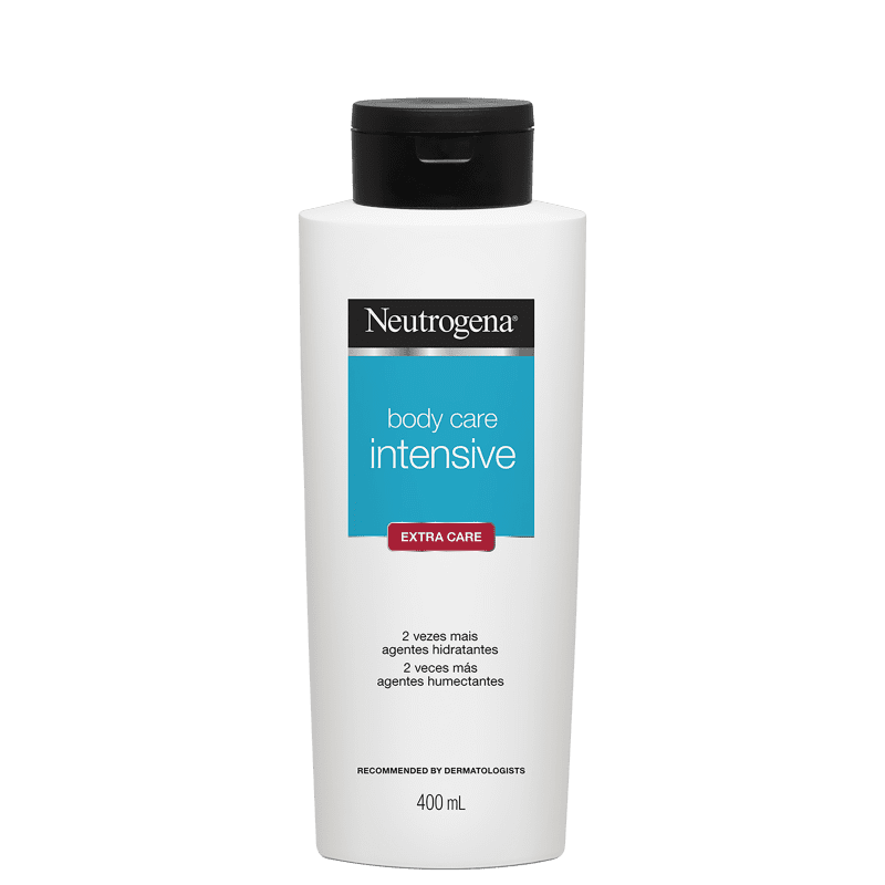 Neutrogena Body Care Intensive - Creme Hidratante Corporal 400ml