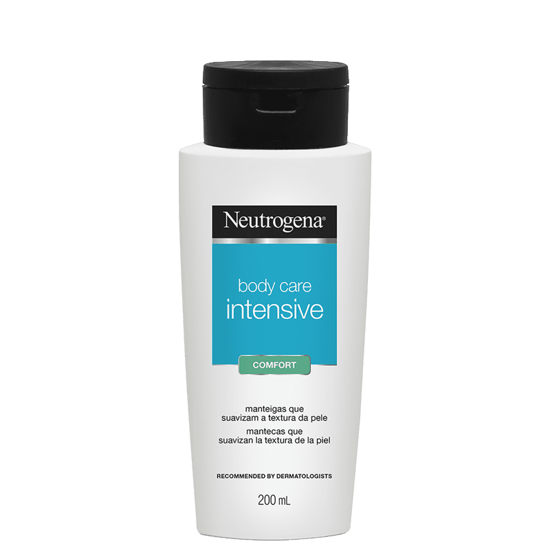 Neutrogena Body Care Intensive Comfort - Creme Hidratante Corporal 200ml