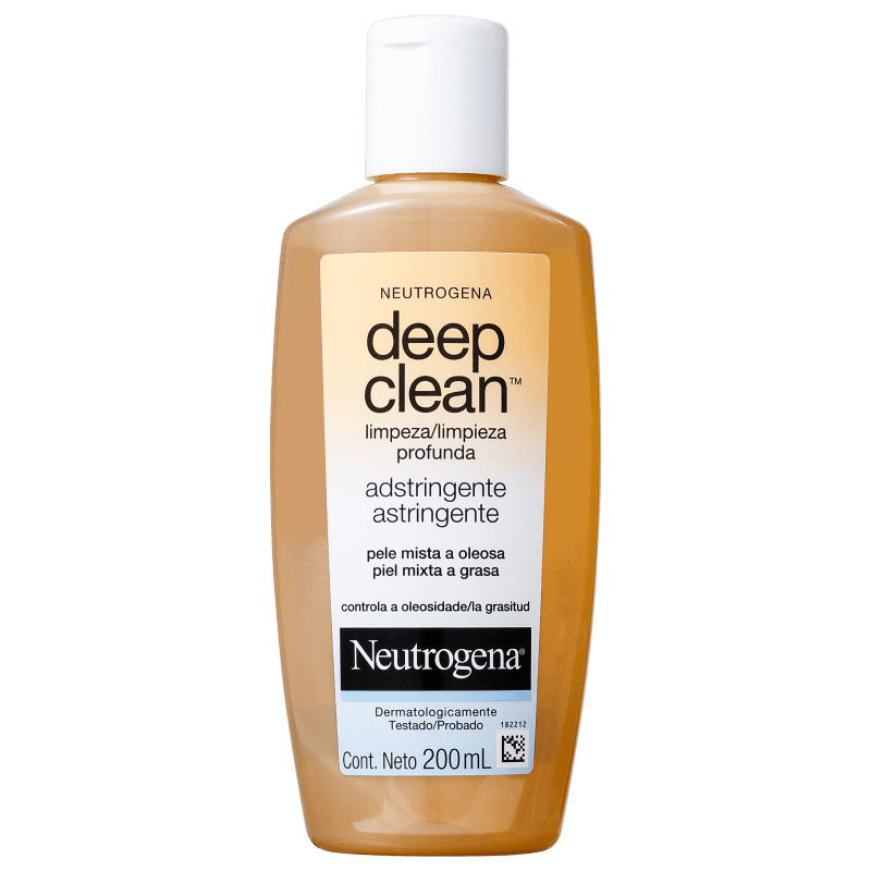 Neutrogena Deep Clean - Adstringente Facial 200ml