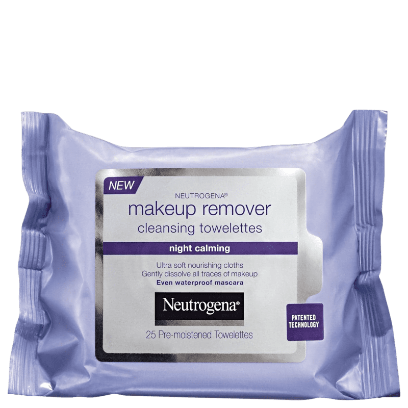 Neutrogena Night Calming - Lenço Demaquilante (26 unidades)