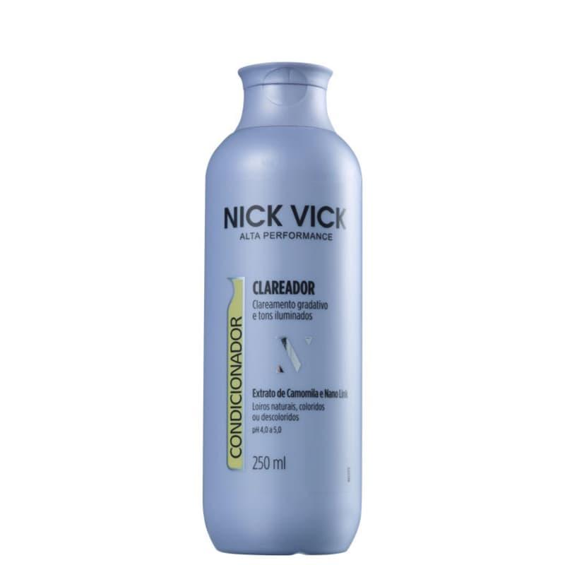 Nick & Vick Alta Performance Clareador - Condicionador 250ml