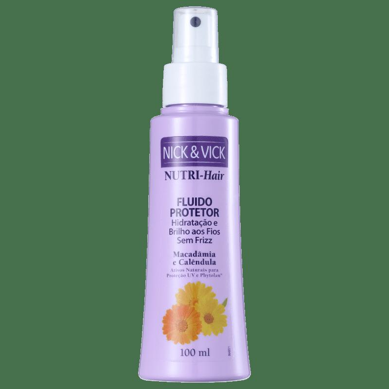 Nick & Vick NUTRI-Hair Macadâmia e Calêndula - Protetor Térmico 100ml