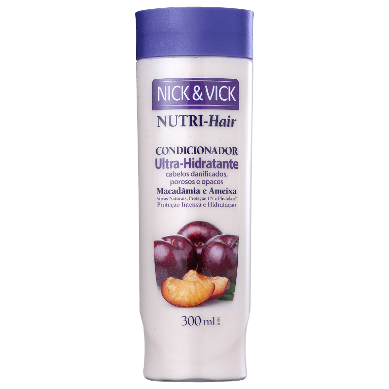 Nick & Vick NUTRI-Hair Ultra-Hidratante - Condicionador 300ml