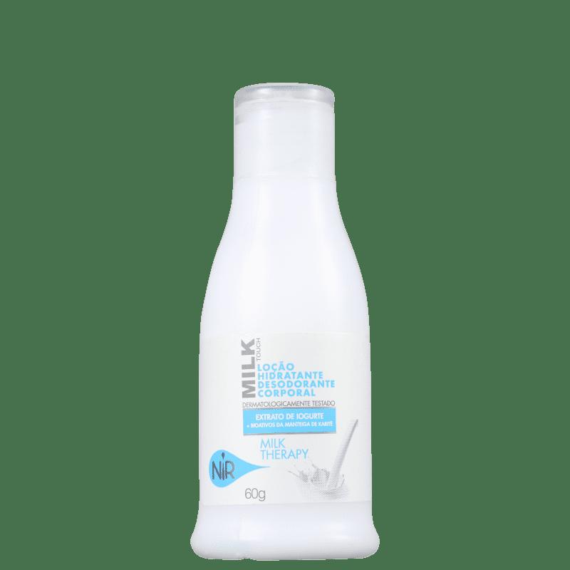 Nir Cosmetics Milk Therapy - Loção Hidratante Corporal 60g