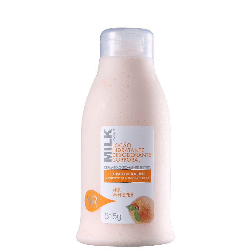 Nir Cosmetics Silk Whisper - Loção Hidratante Corporal 315g