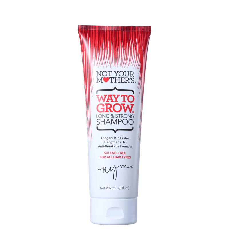Not Your Mother's Way to Grow - Shampoo Antiqueda 237ml