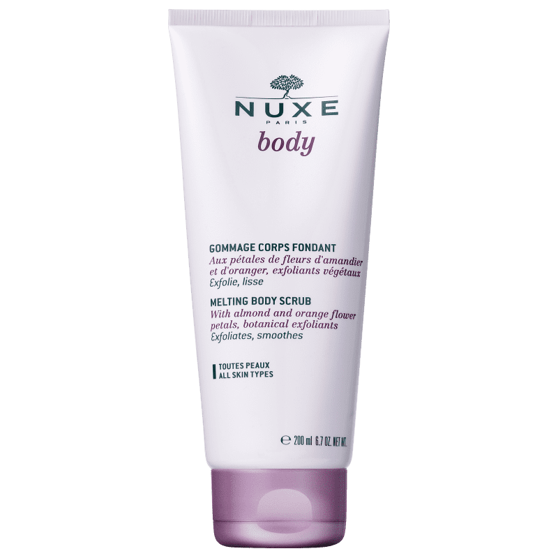 Nuxe Body Gommage Corps Fondant - Esfoliante Corporal 200ml