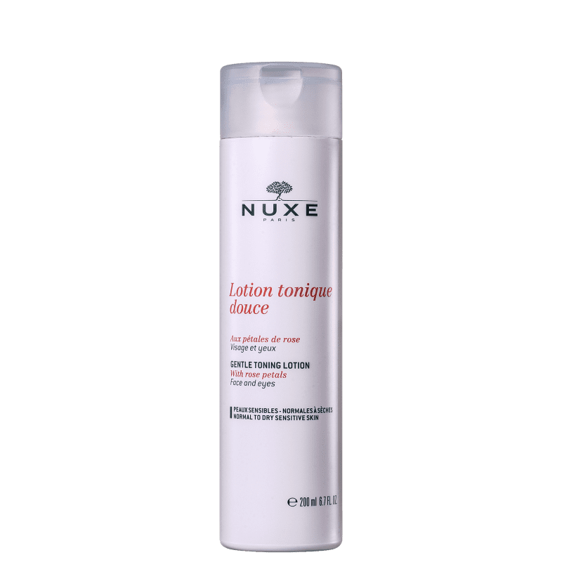 Nuxe Lotion Tonique Douce - Tônico Facial 200ml