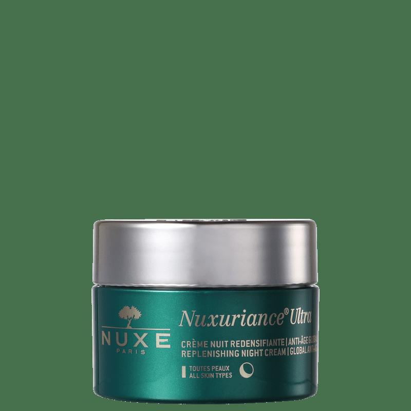 Nuxe Nuxuriance Ultra Nuit Redensifiante - Creme Anti-Idade Noturno 50ml