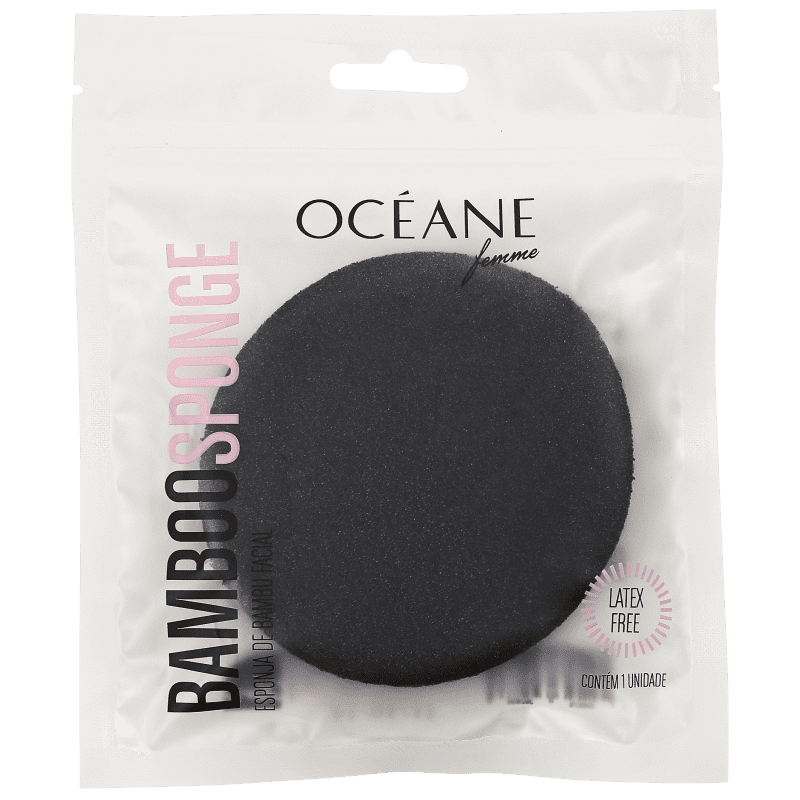 Océane Bamboo Sponge - Esponja Facial