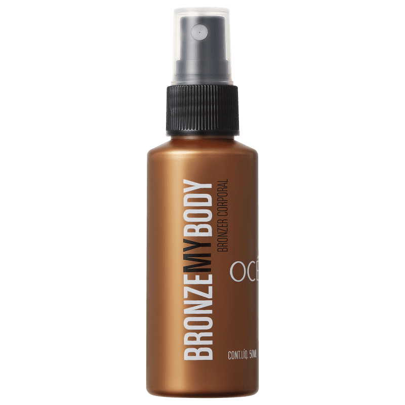 Océane Bronze My Body - Óleo Bronzer Corporal 50ml