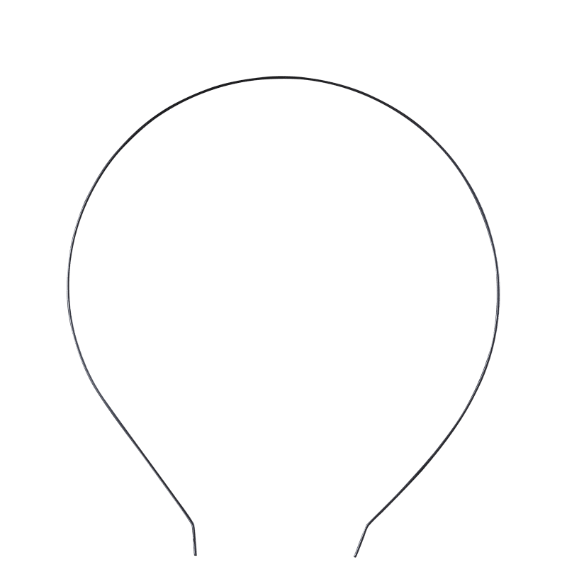 Complete My Look 118 Black - Tiara de Cabelo