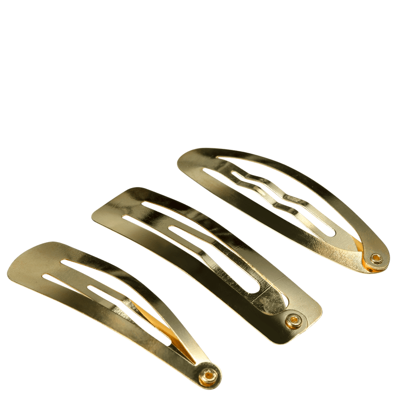 Océane Complete My Look 140 Style Gold - Tic-Tac de Cabelo (6 Unidades)