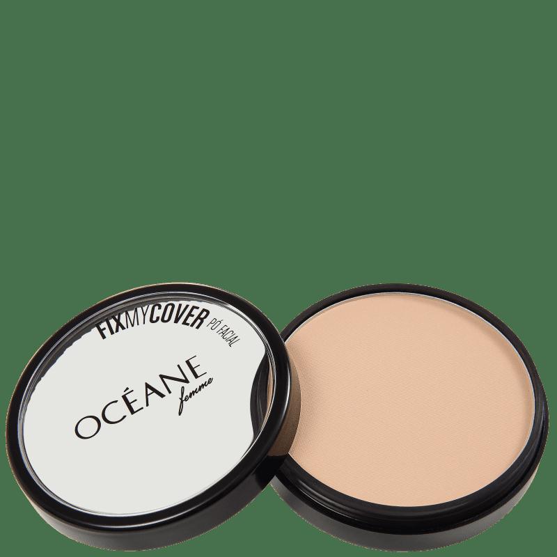 Océane Fix My Cover 1 - Pó Compacto Matte 9,6g