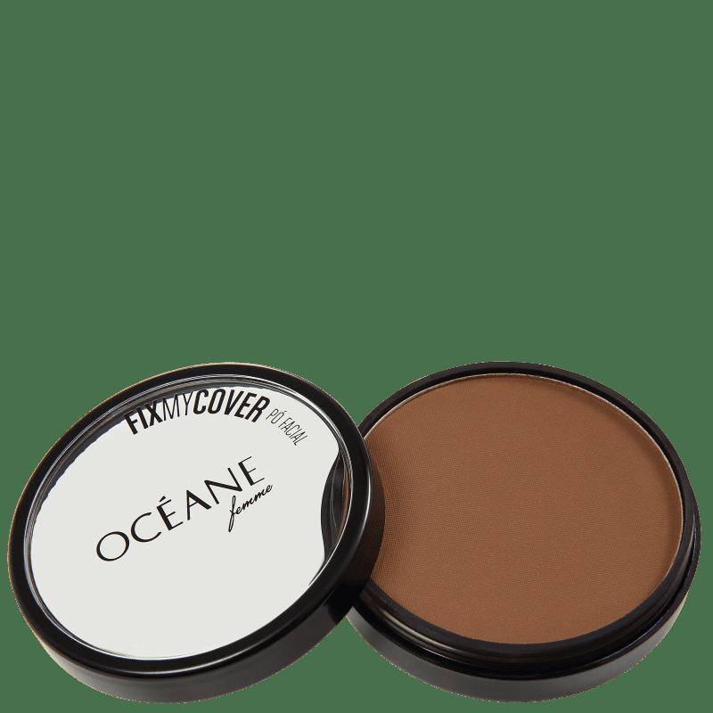 Océane Fix My Cover 5 - Pó Compacto Matte 9,6g