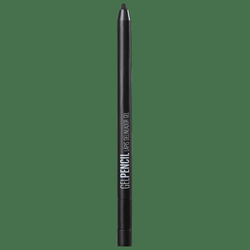 Océane Gel Pencil Black Night - Lápis de Olho 1,8g