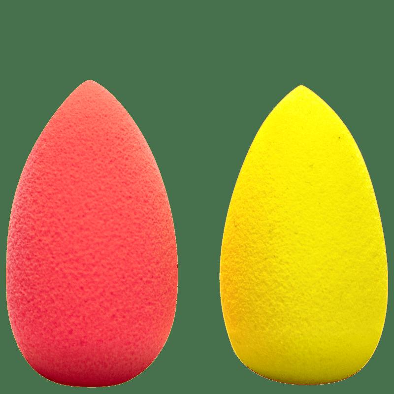 Océane Microdrop Blend - Esponja para Maquiagem (2 unidades)