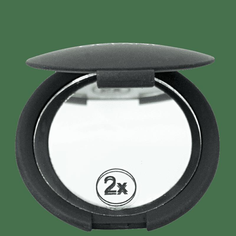Pocket Mirror Black - Espelho de Maquiagem