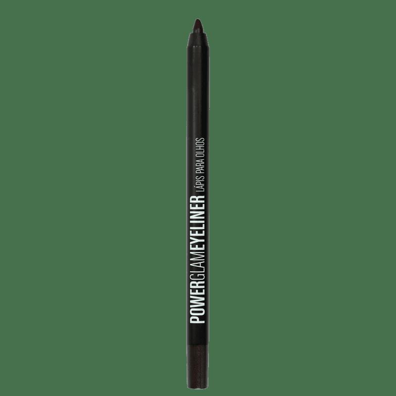 Océane Power Glam Eyeliner Coffee - Lápis de Olho