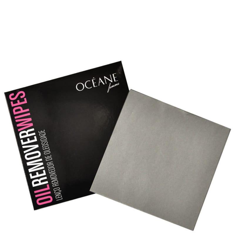 Océane Oil Remover Wipes - Lenço Removedor de Oleosidade