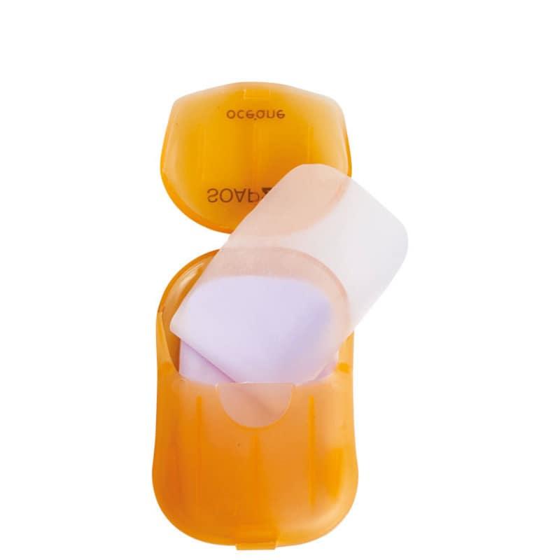 Océane Soap2Go Jasmin - Sabonete em Folhas (30 unidades)