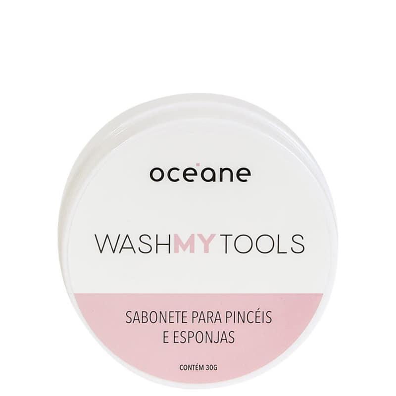 Océane Wash My Tools - Limpador de Pincéis 30g