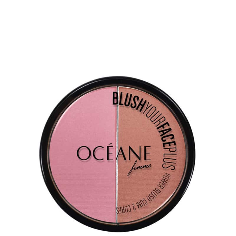 Océane Your Face Plus Terra - Blush Matte 7,2g