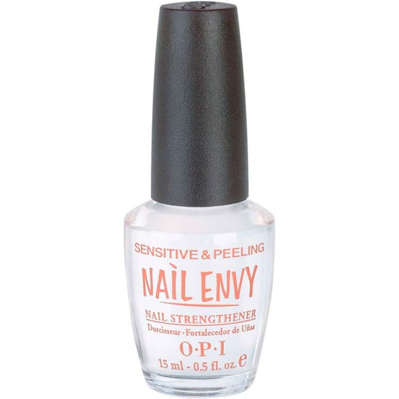 OPI Sensitive & Peeling Nail Envy - Base Fortalecedora para Unhas 15ml