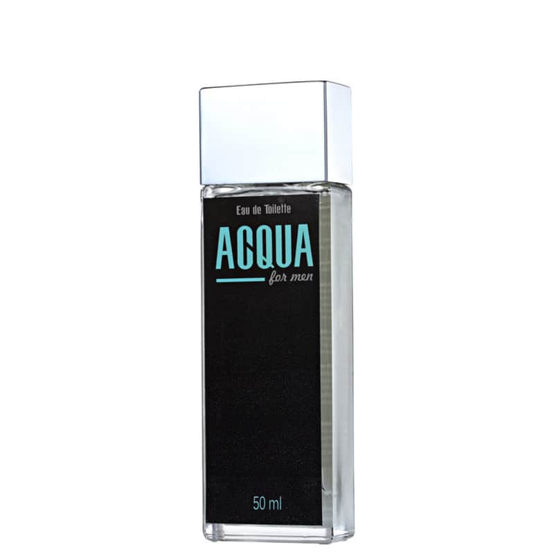 Acqua For Men Orgânica Eau de Toilette - Perfume Masculino 50ml