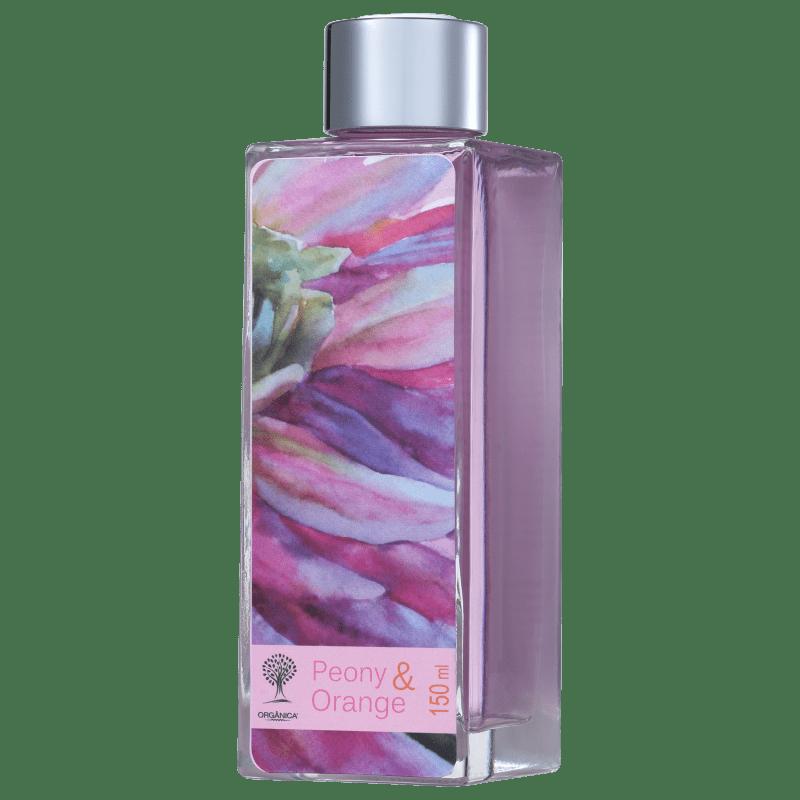Orgânica Peônia & Laranja - Difusor de Ambiente 150ml