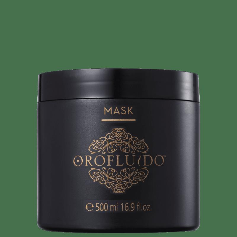 Orofluido Mask - Máscara Capilar 500ml
