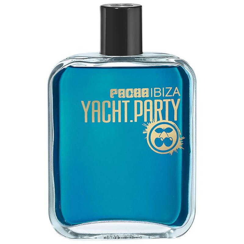 Pacha Ibiza Yacht Party Eau de Toilette - Perfume Masculino 100ml