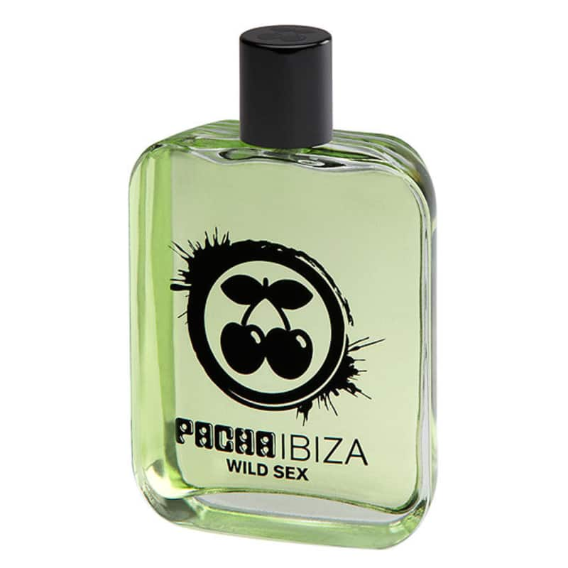 Wild Sex Pacha Ibiza Eau de Toilette - Perfume Masculino 100ml