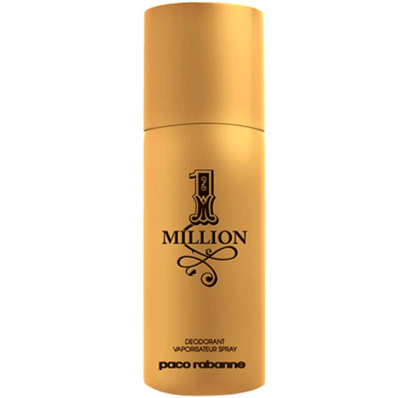 Paco Rabanne 1 Million Man - Desodorante Spray Masculino 150ml