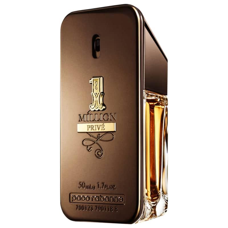 1 Million Privé Paco Rabanne Eau de Parfum - Perfume Masculino 50ml