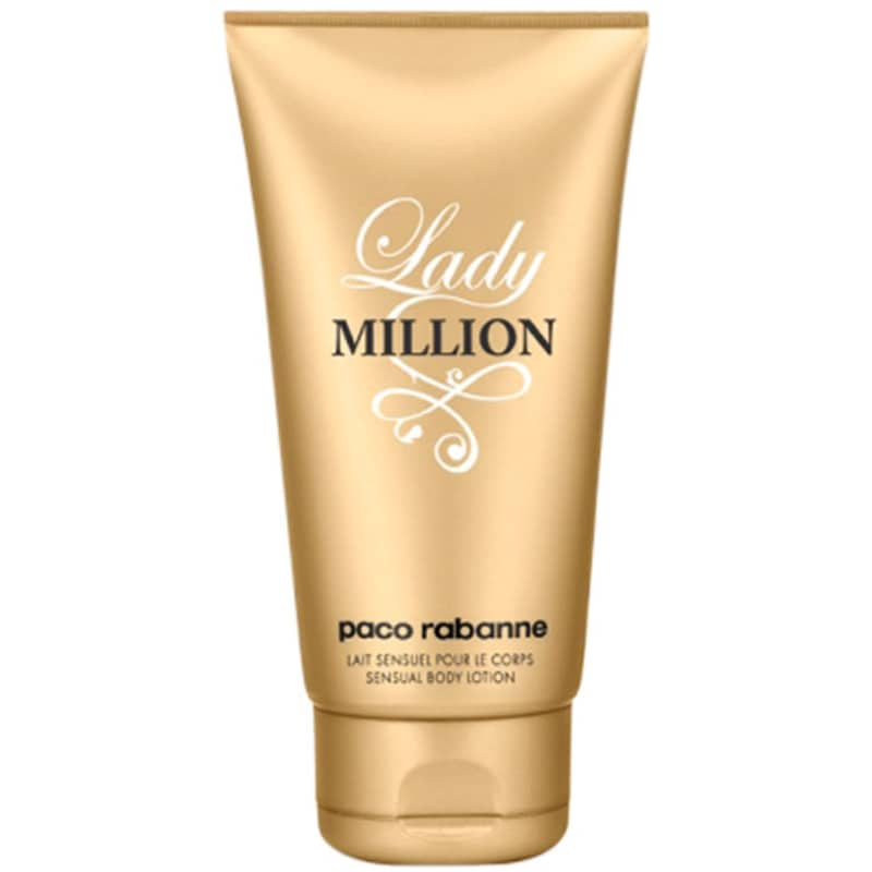 Paco Rabanne Lady Million Body Lotion - Loção Hidratante Corporal 150ml