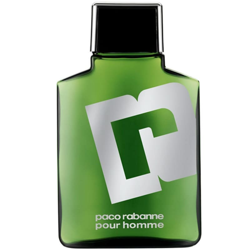 Paco Rabanne Pour Homme Eau de Toilette - Perfume Masculino 100ml