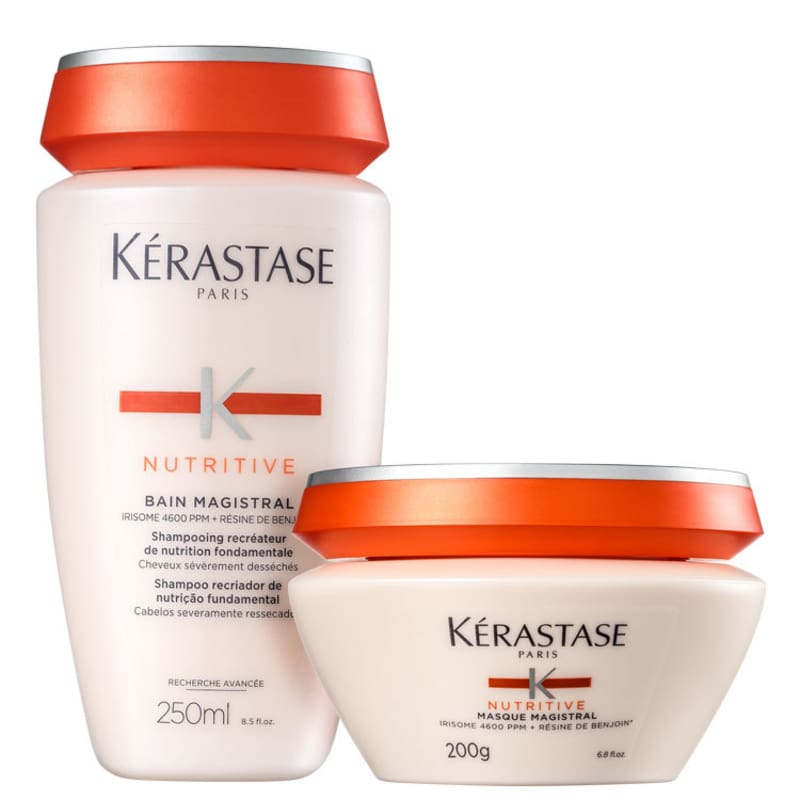 Kit Kérastase Nutritive Magistral Duo (2 Produtos)