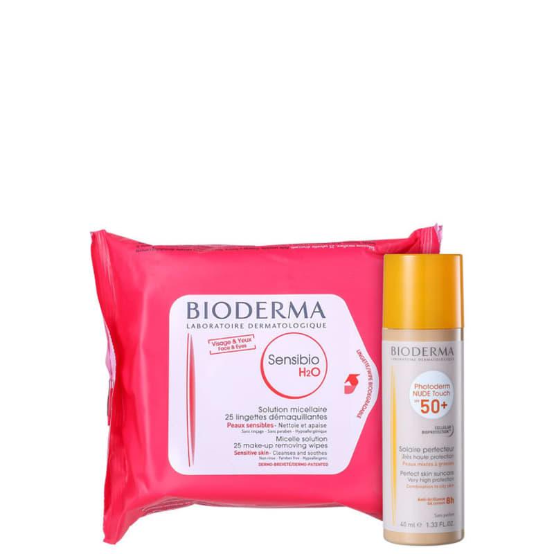 Kit Bioderma Photoderm H2O (2 Produtos)