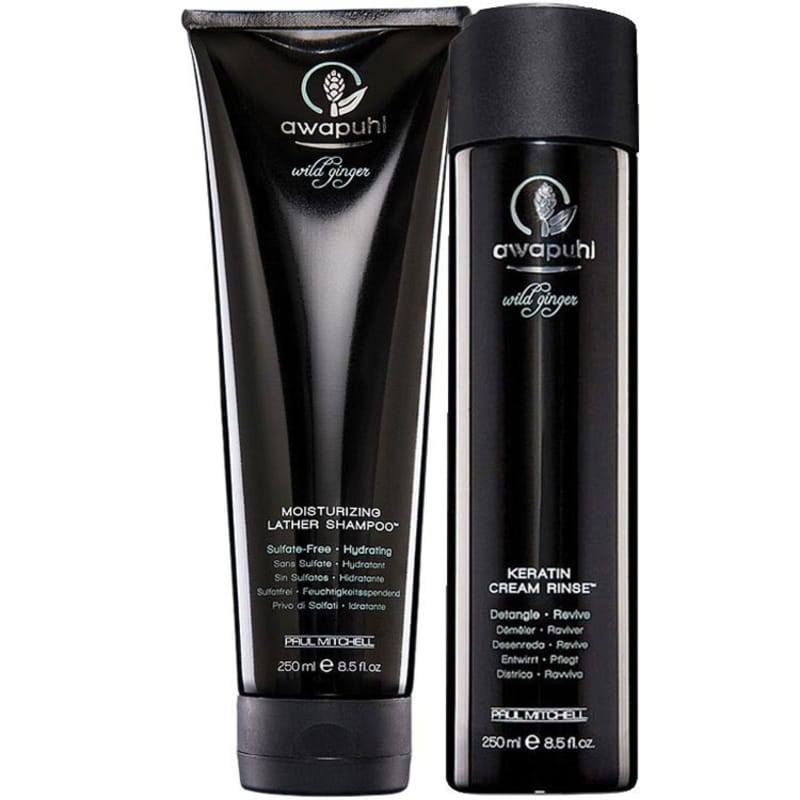 Kit Paul Mitchell Awapuhi Wild Ginger Duo (2 Produtos)