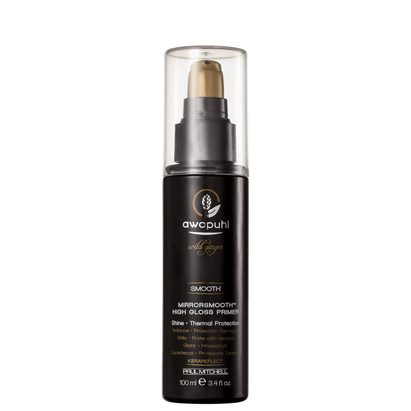 Paul Mitchell Awapuhi Wild Ginger Mirror Smooth High Gloss Primer - Sérum 100ml