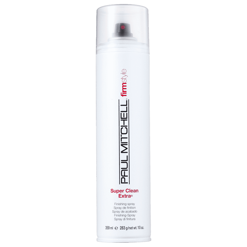Paul Mitchell Firm Style Super Clean Extra Firm - Spray Fixador 359ml