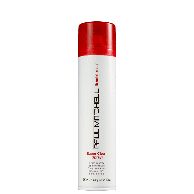 Paul Mitchell Flexible Style Super Clean - Spray Fixador 359ml