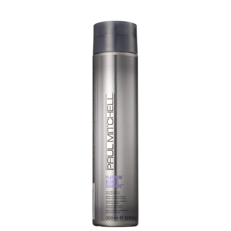Paul Mitchell Forever Blonde Platinum - Shampoo Desamarelador 300ml