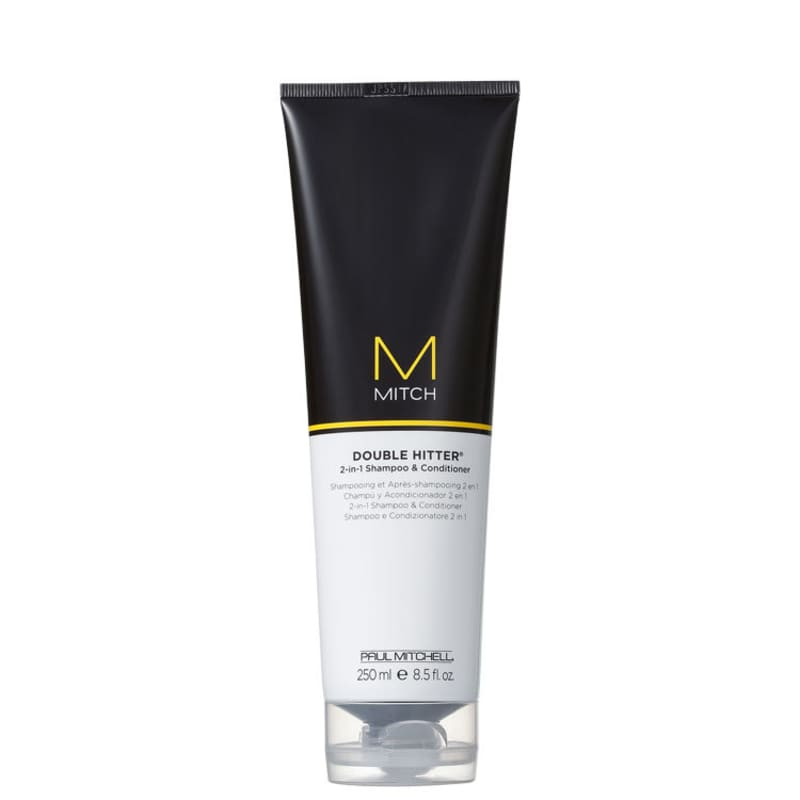 Paul Mitchell Mitch Double Hitter - Shampoo 2 em 1 250ml