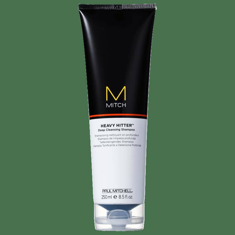 Paul Mitchell Mitch Heavy Hiter - Shampoo Antirresíduo 250ml