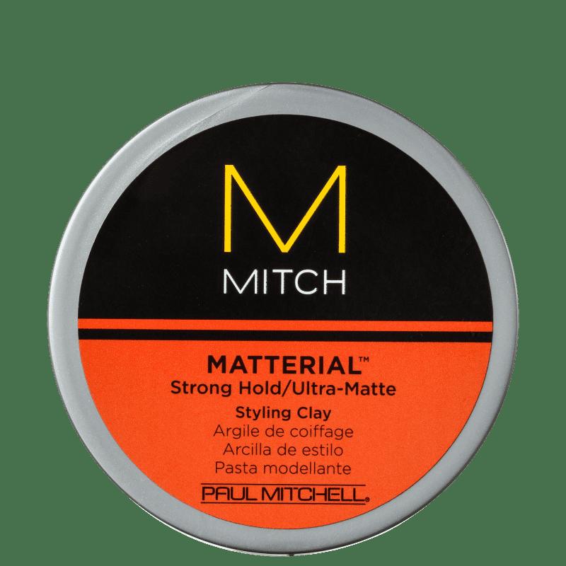 Paul Mitchell Mitch Matterial Styling Clay - Pomada Modeladora 85g