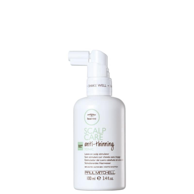 Paul Mitchell Tea Tree Anti-Thinning - Tônico Volumador 100ml