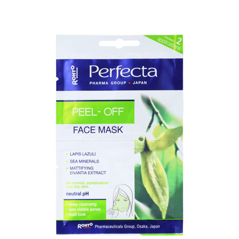 Perfecta Peel-Off - Máscara Facial 2x 5ml